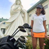 Rachael Peterson - HPU Golf
