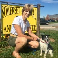 Gov. Whitman adopts senior dog from Somerset Regional Animal Shelter