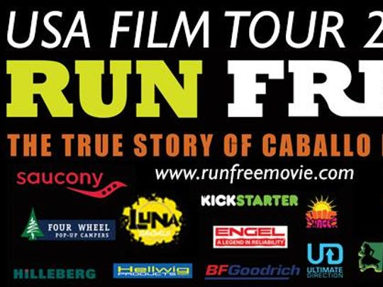 "The Asheville premiere of ""Run Free"" will be Feb. 29 at Carolina Cinemas."