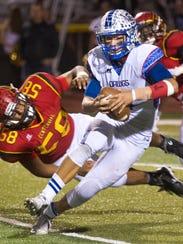 Las Cruces High School football