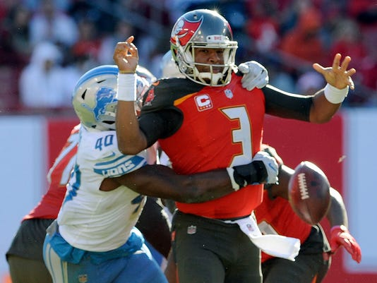 Detroit Lions at Tampa Bay Bucs
