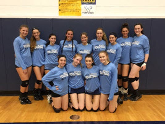 Wayne Valley girls volleyball