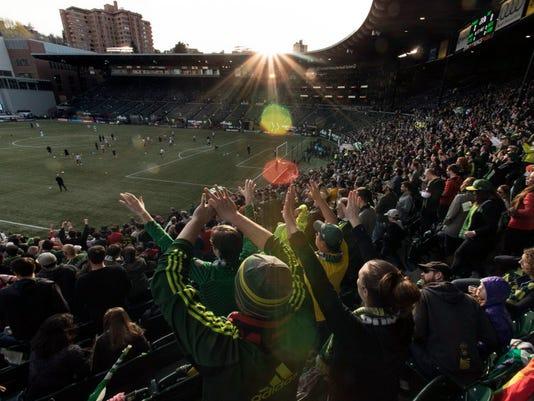 USP MLS: SPORTING KC AT PORTLAND TIMBERS S SOC POT SKC USA OR