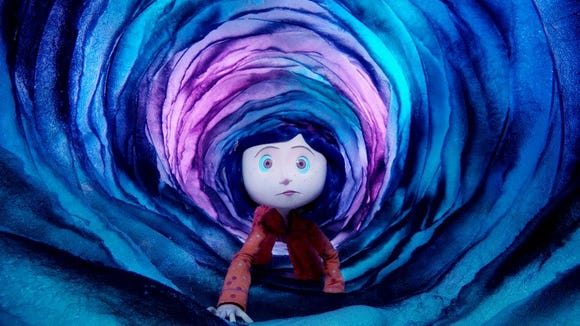 Focus Features An adventurous girl finds a portal in her house in ?Coraline.?