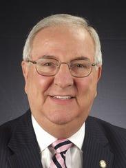 Knox County Law Director Richard 'Bud' Armstrong