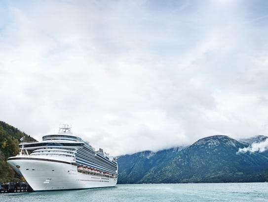 If you've never taken a cruise, a  great first voyage