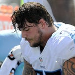 Taylor Lewan apologizes to Titans for penalty, has 'no idea' why it was called