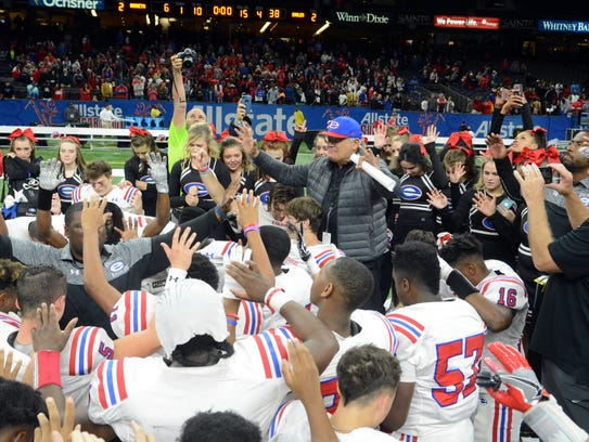 Evangel Christian Academy wins 14th state title in