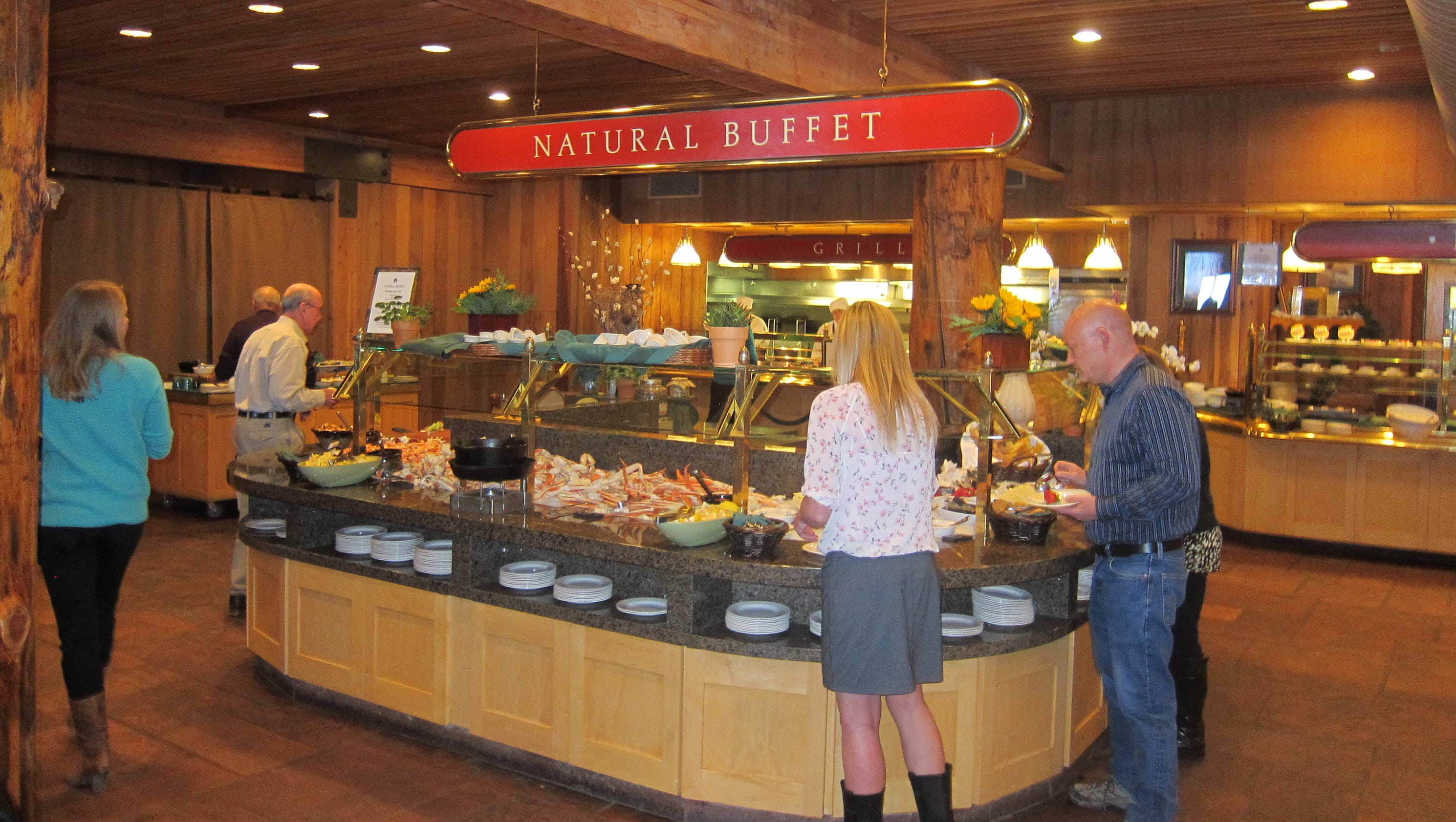 How Much Is Seafood Buffet In Park City