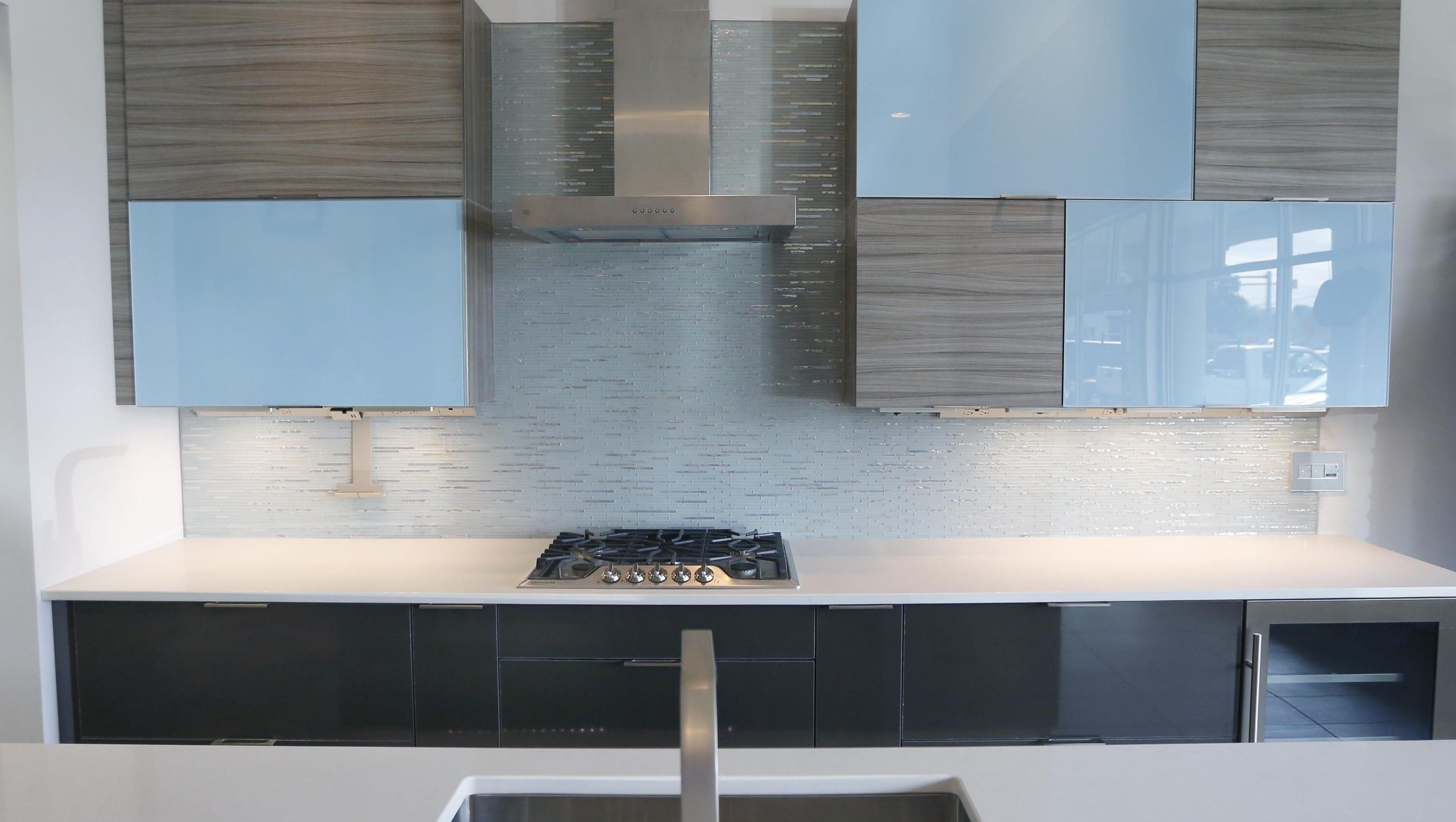 Rochester Linoleum adds kitchen center