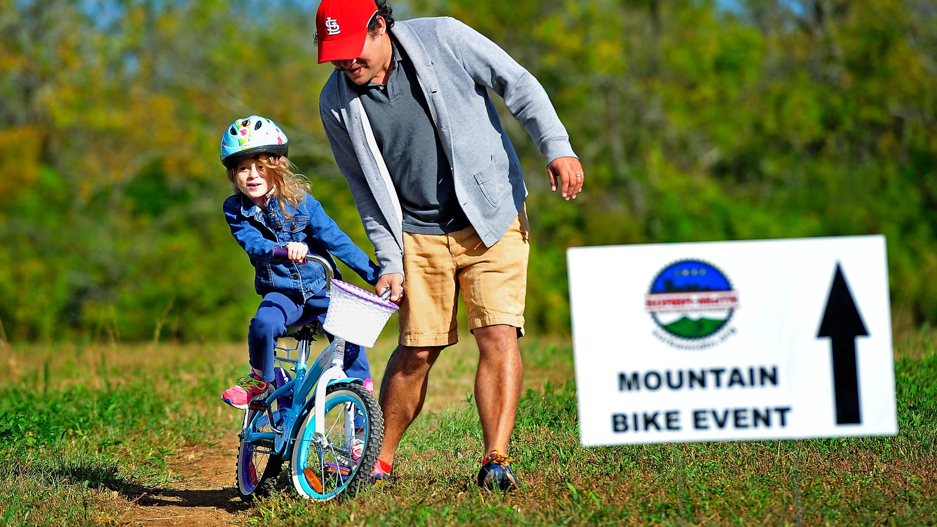 New Mountain Bike Trail Targets Beginners