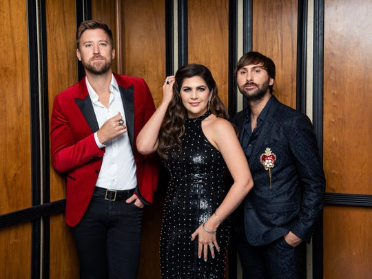 Lady Antebellum will perform at this year's Swan Ball, which is June 8.