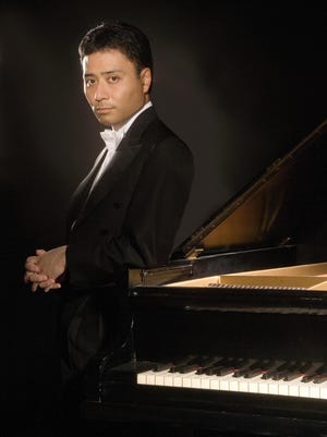 Pianist Jon Nakamatsu will be quite busy in Rochester.