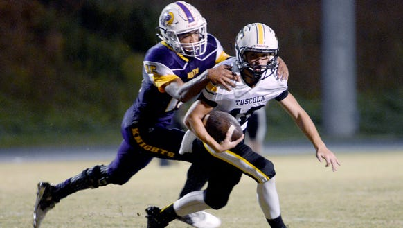 Tuscola is 7-0 after Friday's win at North Henderson.