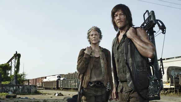 "AMC's ""The Walking Dead"" is filmed in Senora, Georgia."