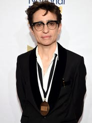 Masha Gessen's book 'The Future Is History' won for