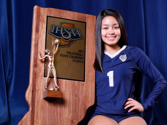 LAF Small School Volleyball Player of the Year