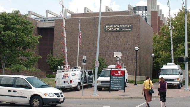 The Hamilton County Coroner office on Eden Avenue.