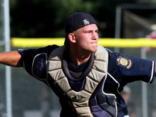 Wausau West's Paul Weise will continue his baseball