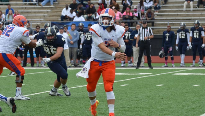 LC senior quarterback Easton Melancon is healthy and ready to lead the Wildcats back to competition for the ASC crown.