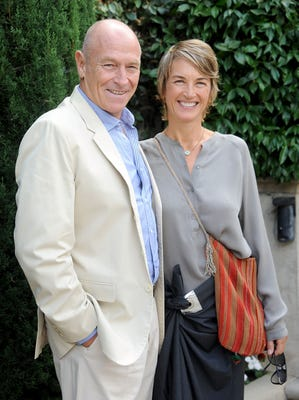 Corbin Bernsen and his wife, Amanda Pays, have been married 26 years. (Photo: Gregg DeGuire, WireImage)