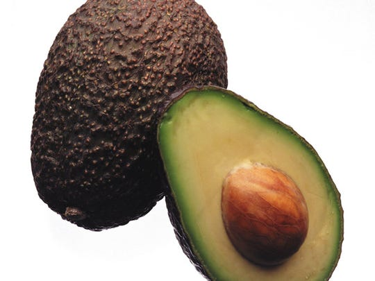 Haas avocados from Chile