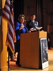 Sandrie Serrano-Bermudez, wife of Vineland Mayor Ruben