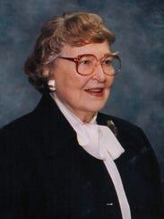 Judy Matthews