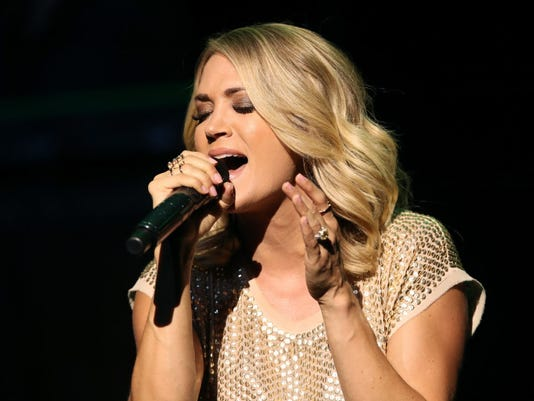 American Airlines and Mastercard Present Carrie Underwood at The Orpheum Theatre in Los Angeles