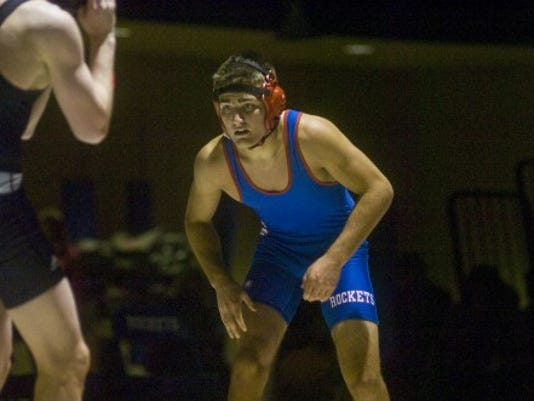 Mike Hartman and Spring Grove face Dallastown tonight in a Division I match.