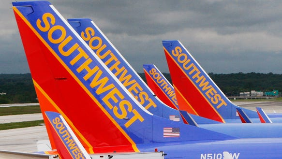 Southwest airlines 01