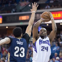 Carl Landry is off to Philly in a trade.