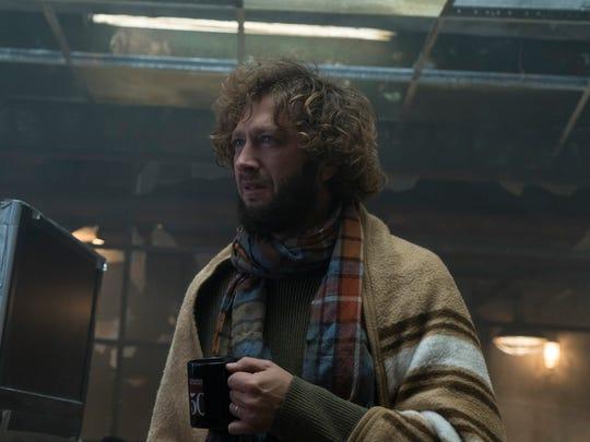 Ebon Moss-Bachrach as David Lieberman/Micro on 'The