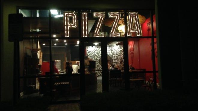 Fine Folk Pizza opened in Gateway in October 2015.