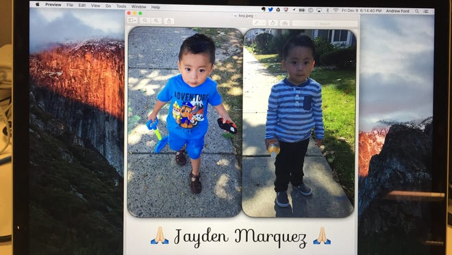 Thousands of dollars were donated to the family of a boy killed Thursday.