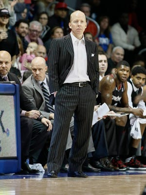 Mick Cronin and the Cincinnati Bearcats are 24-4 and on top of the American Athletic Conference standings.