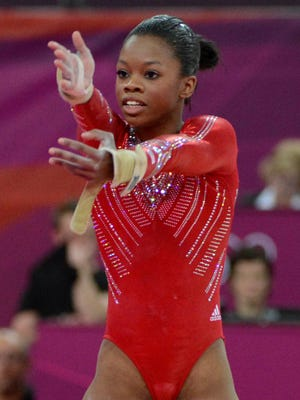 Gabby Douglas is heading back to the American Cup.