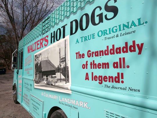 Food trucks, like Walter's Hot Dogs, will beat lohud's