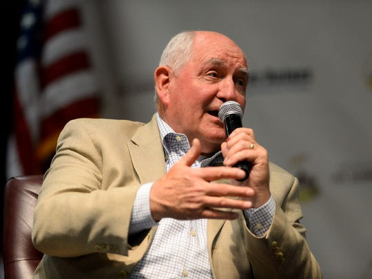 Secretary Sonny Perdue, United States Department of