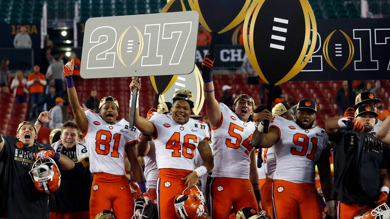 USA TODAY Sports' Dan Wolken breaks down Clemson's thrilling win over Alabama in the national championship game.