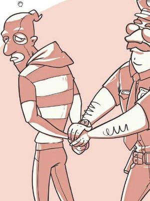 Criminal moments.