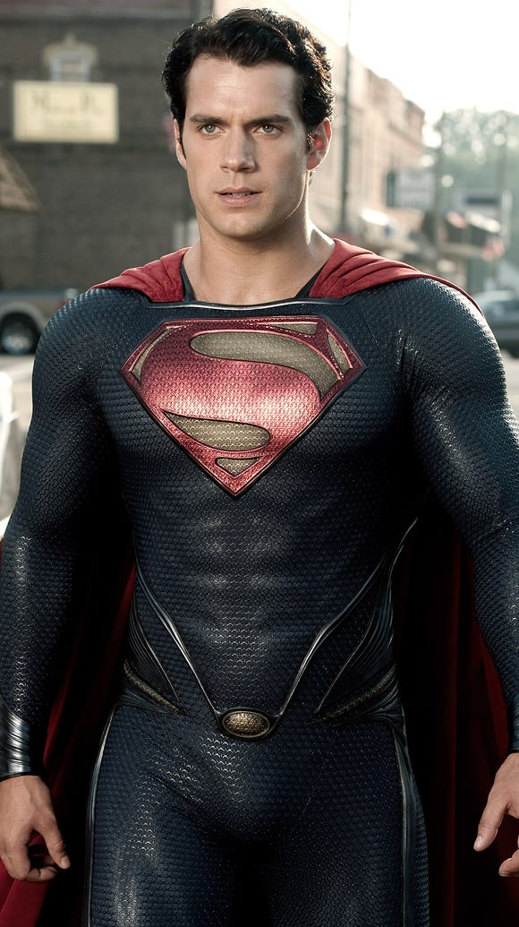 Henry Cavill has worn the Superman suit for DC Comics movies.