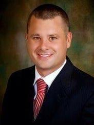 Rep. Brad Touchstone, R-Hattiesburg