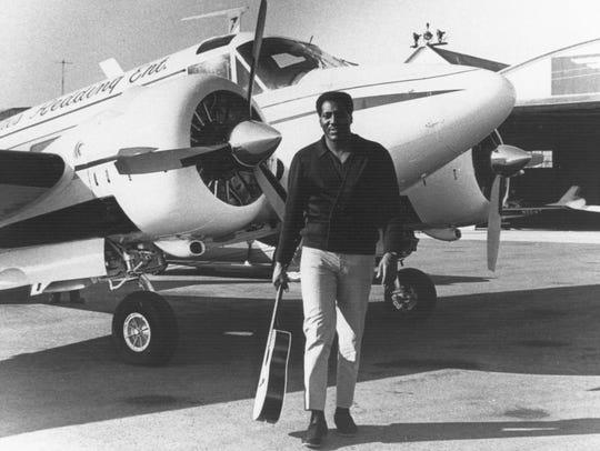 Stax star Otis Redding.