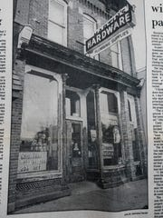 Here's Bud Martin Hardware back when it was in downtown