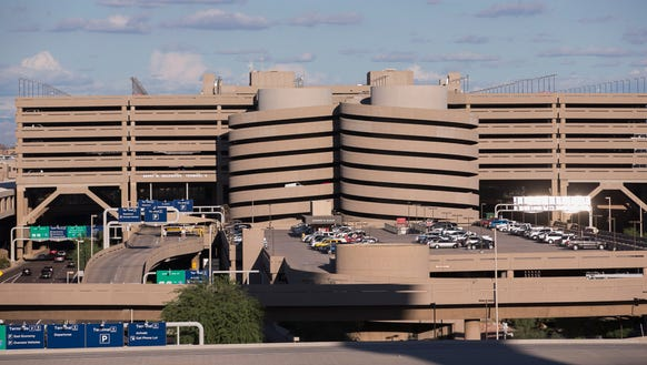 Sky harbor discount parking coupons