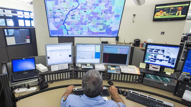 Some people who called 911 in Rockford this week got an unexpected busy signal because of a technical issue with the phone lines.