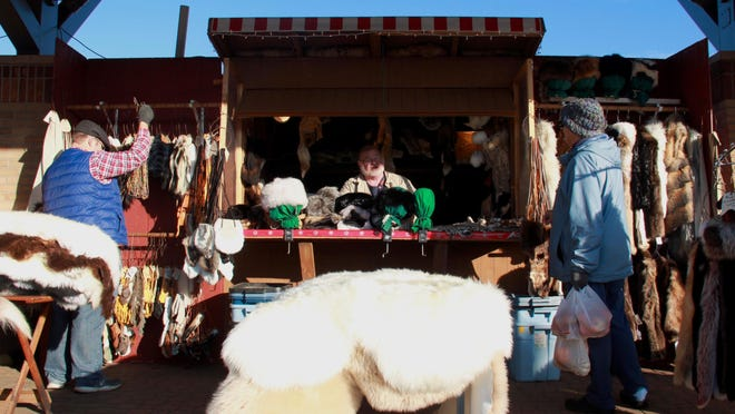 When possible, shop locally to reduce greenhouse gas emissions associated with shipping. Support area small businesses and be sure to check out community events like downtown Holland's Kerstmarkt.