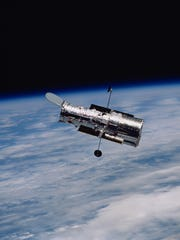 Hubble Space Telescope, STS-109