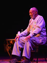 Bill Cosby performed at the King Center for the Performing